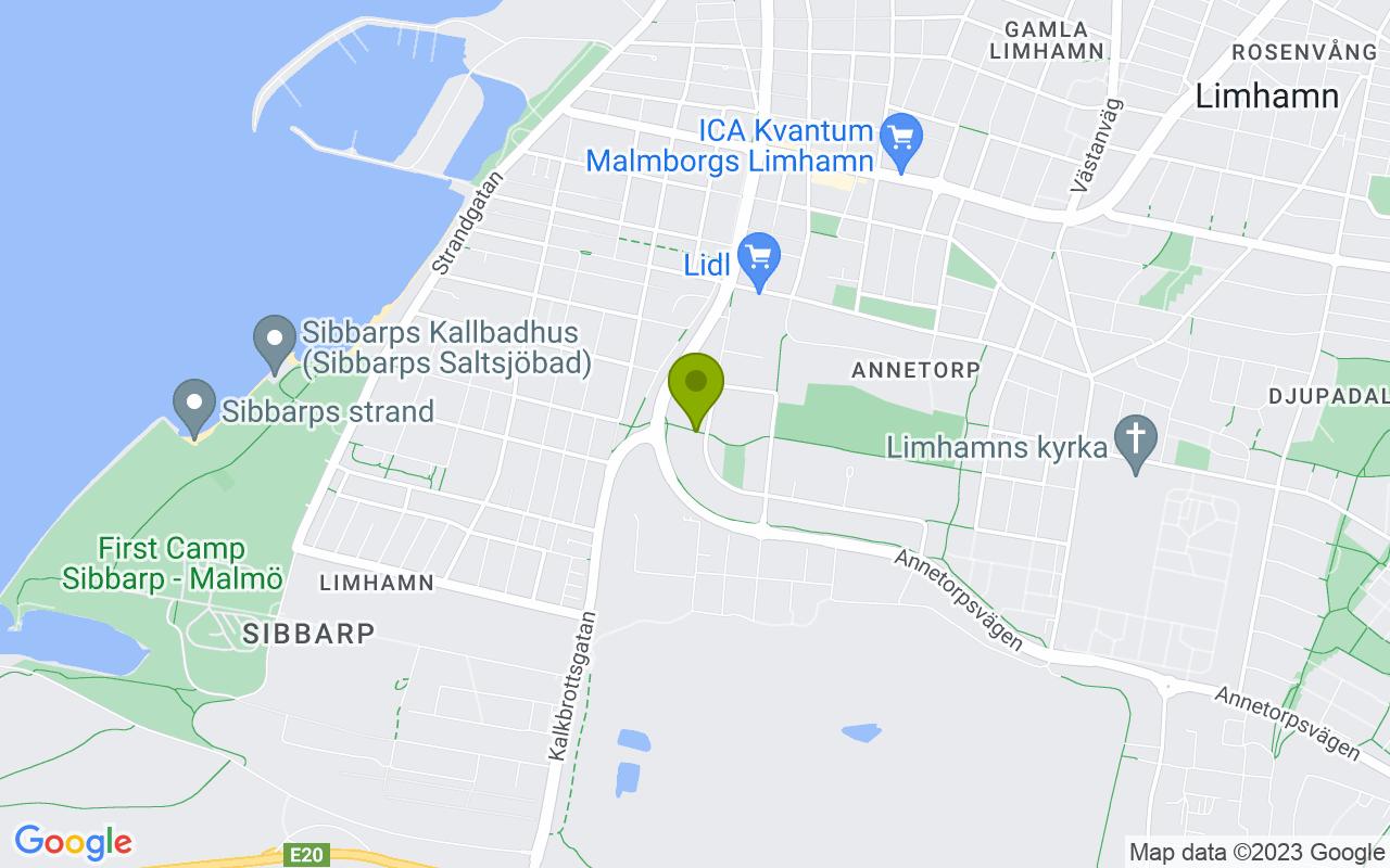 Limhamnsgårdens Allé 23B, 216 16 Limhamn