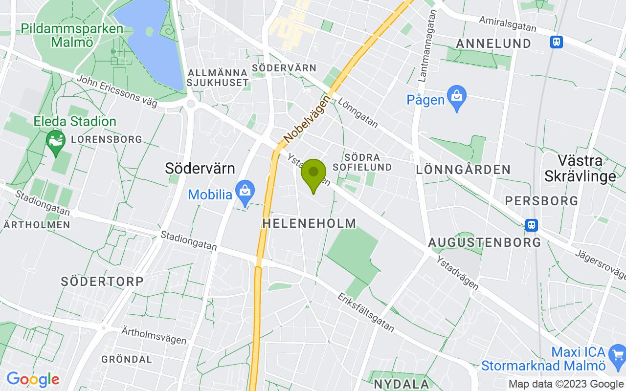 Ystadvägen 17, 21430 Malmö