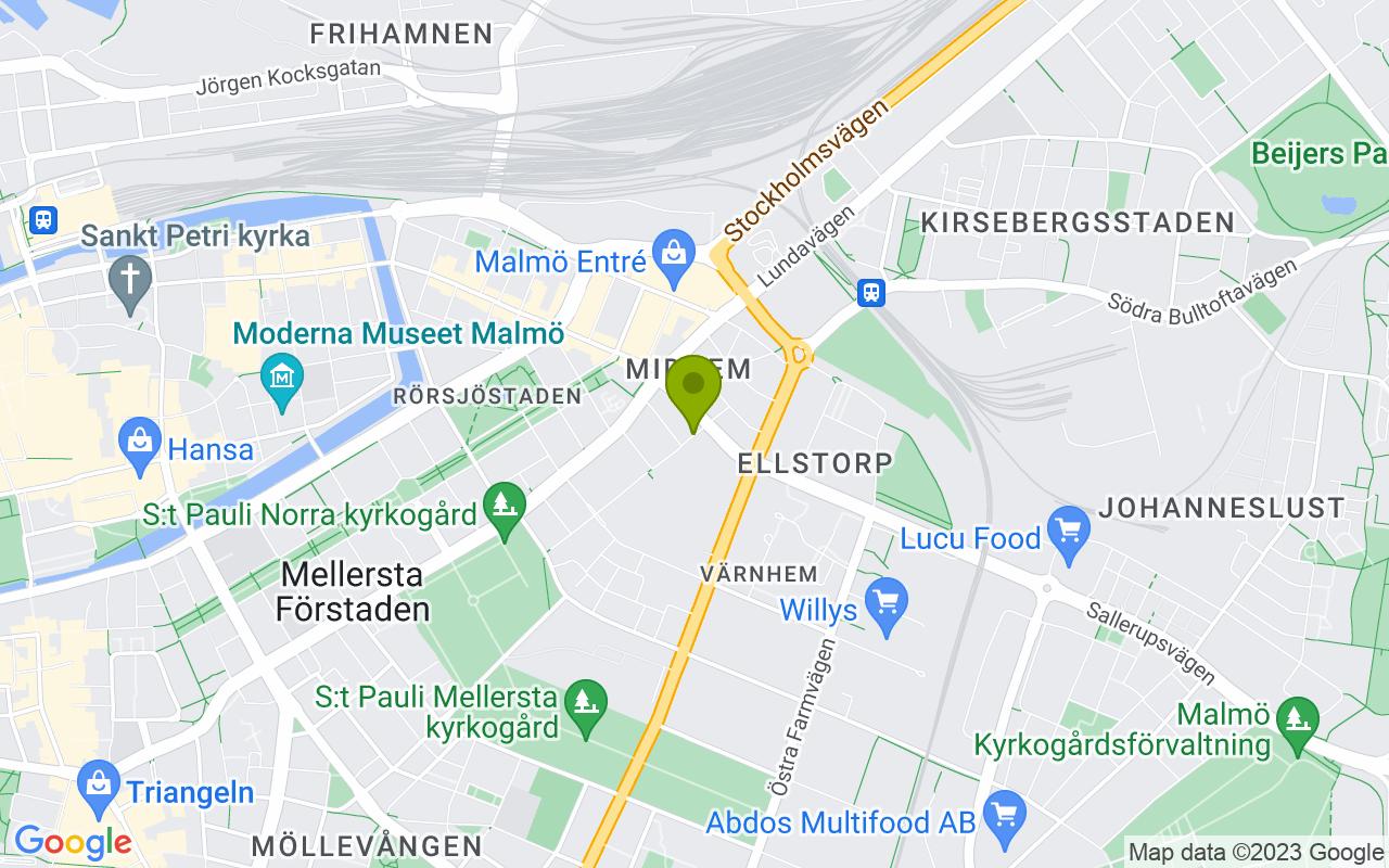 Zenithgatan 5, 21214 Malmö