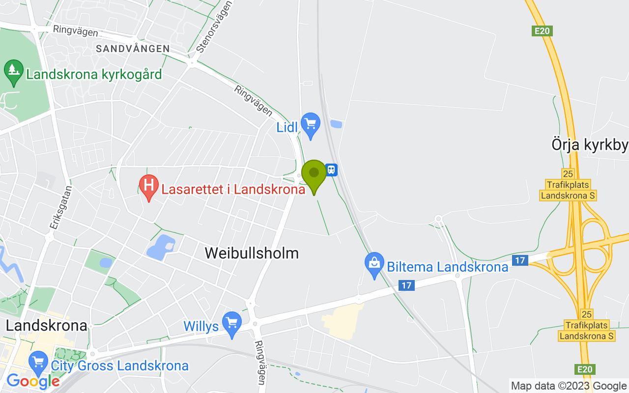 Östervångsplan 16, 26144 Landskrona
