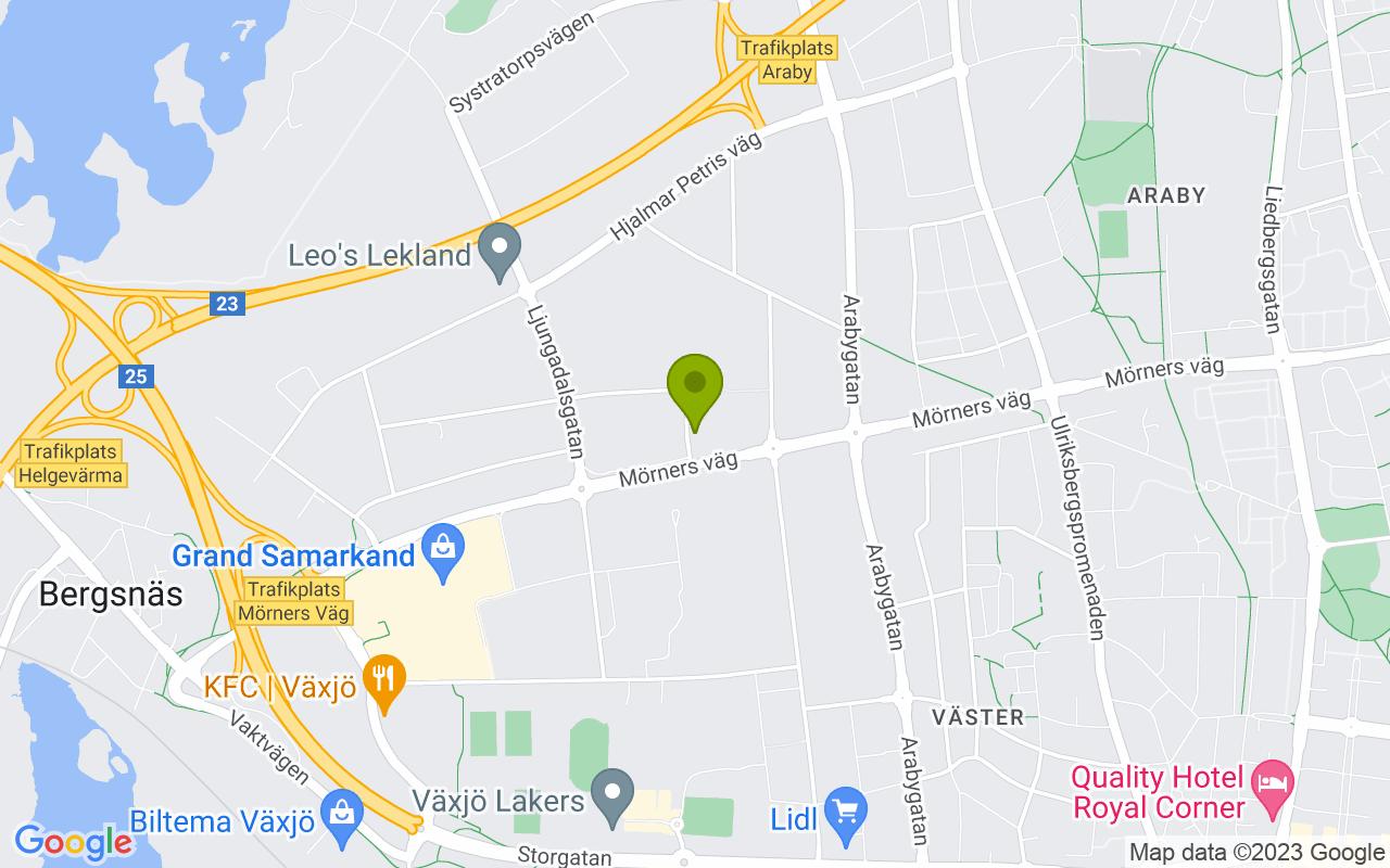 Slöjdgatan 2, 35246 Växjö