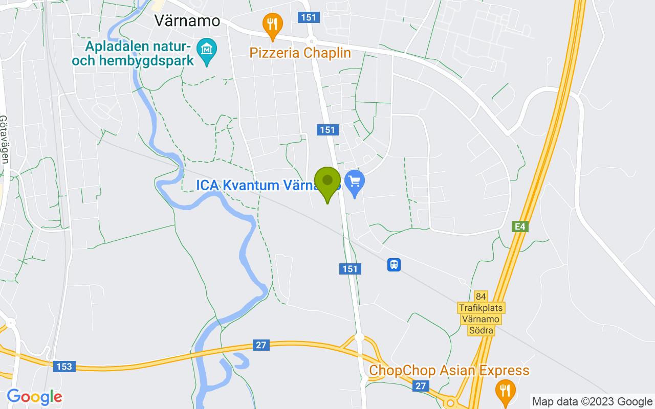 Ringvägen 59 C, 33132 Värnamo