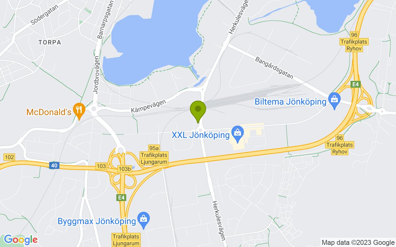 Barnhemsgatan 14, 553 02 Jönköping