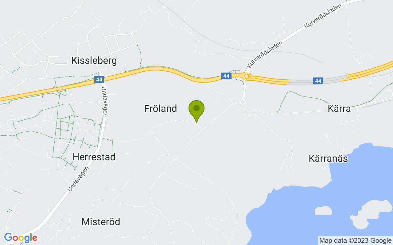 Brunegårdsvägen 2B, 45176 Uddevalla