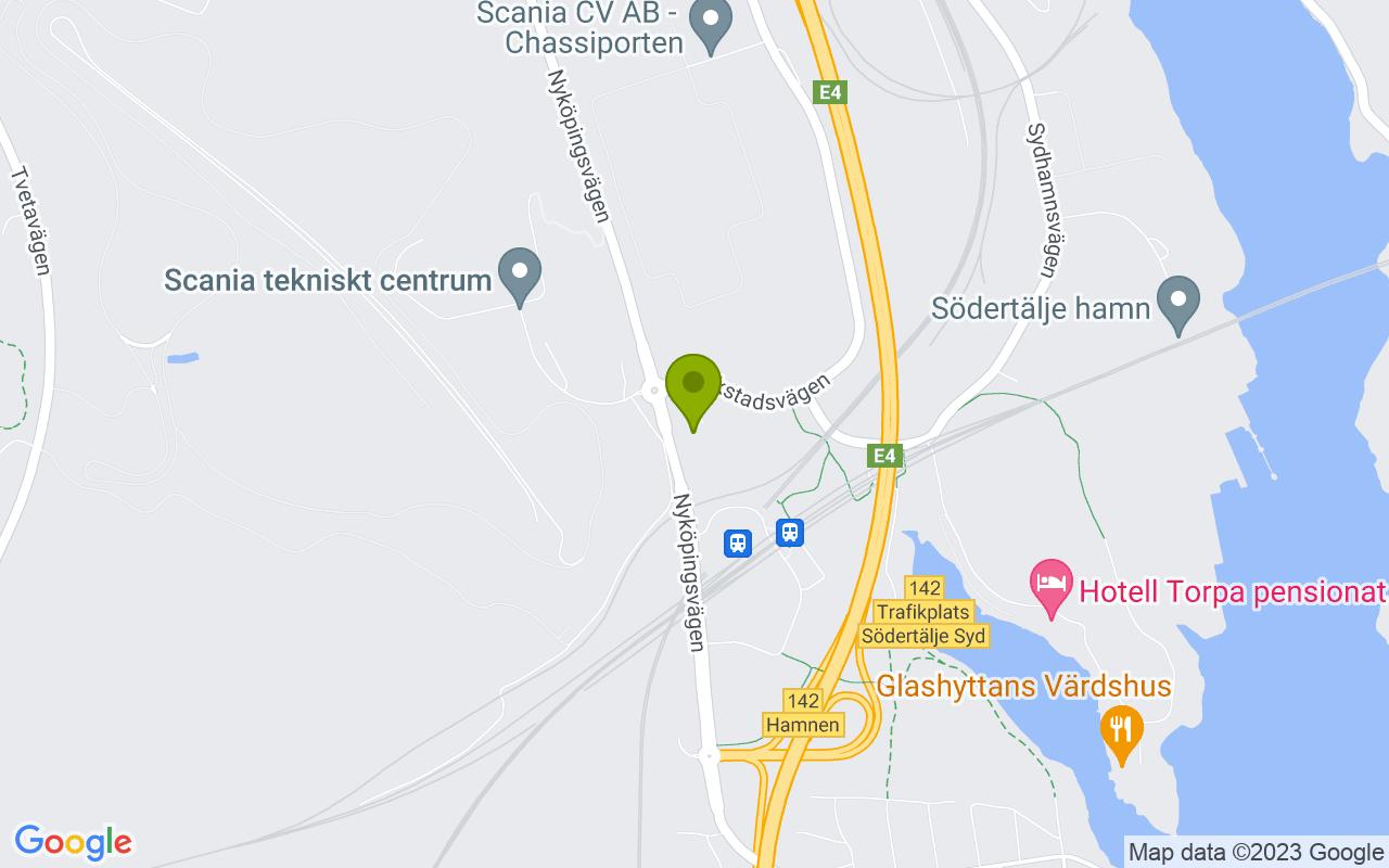 Strömsgårdsvägen 4, 15138 Södertälje