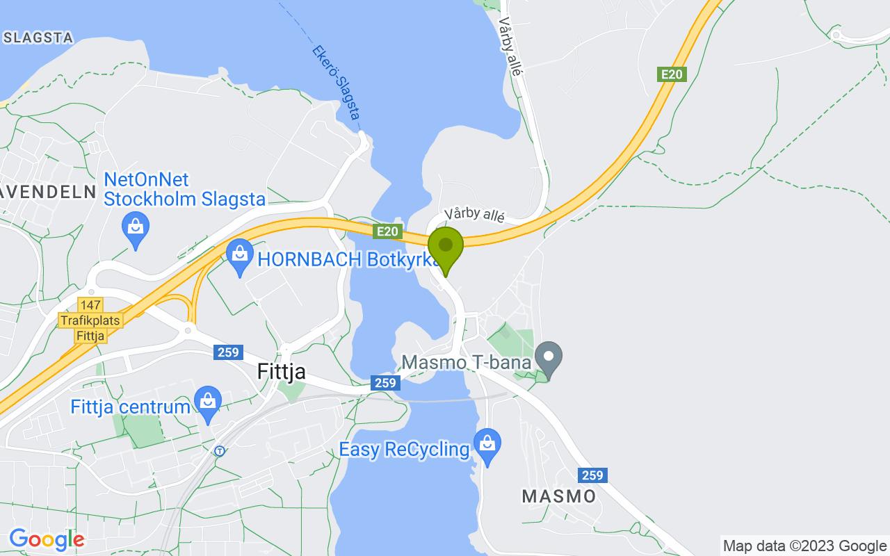 Vårby allé 53, 14330 Vårby