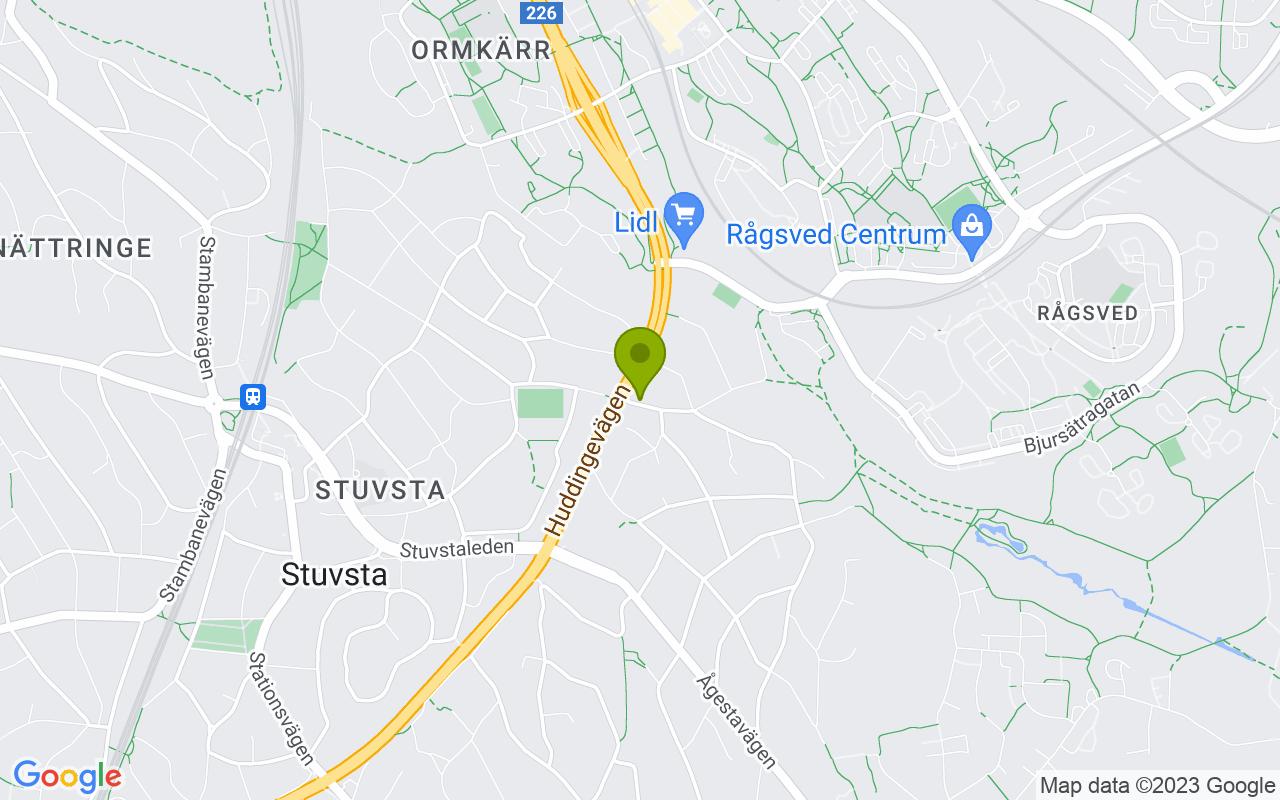 Bäckdalsvägen 1, 14137 Huddinge