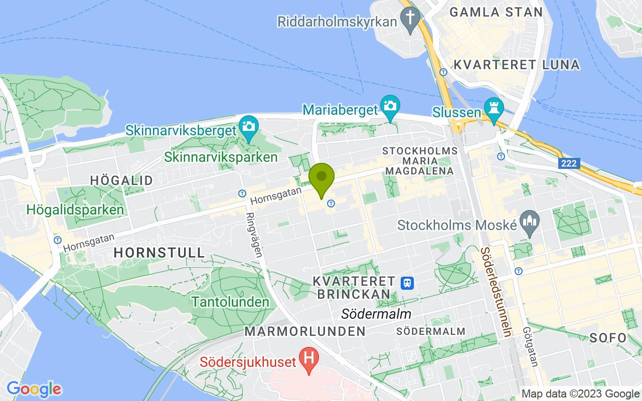Krukmakargatan 5, 118 51 Stockholm
