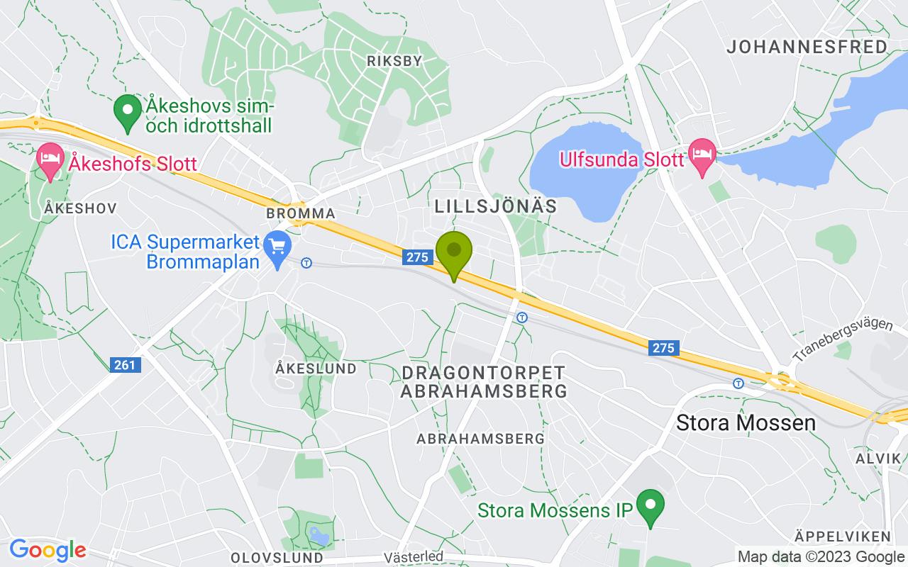 Registervägen 38, 16831 Bromma
