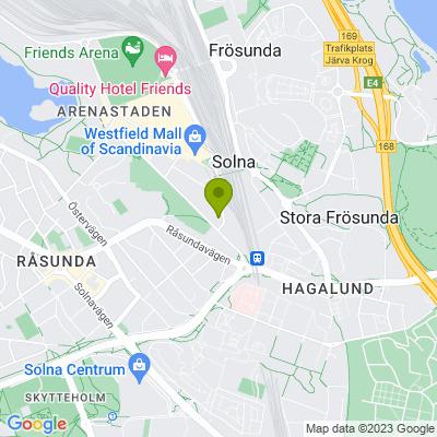 Pyramidvägen 1, 16956 Solna
