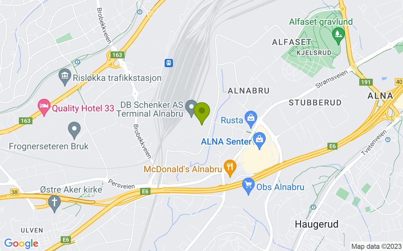 Vollaveien 15, 0668 Oslo