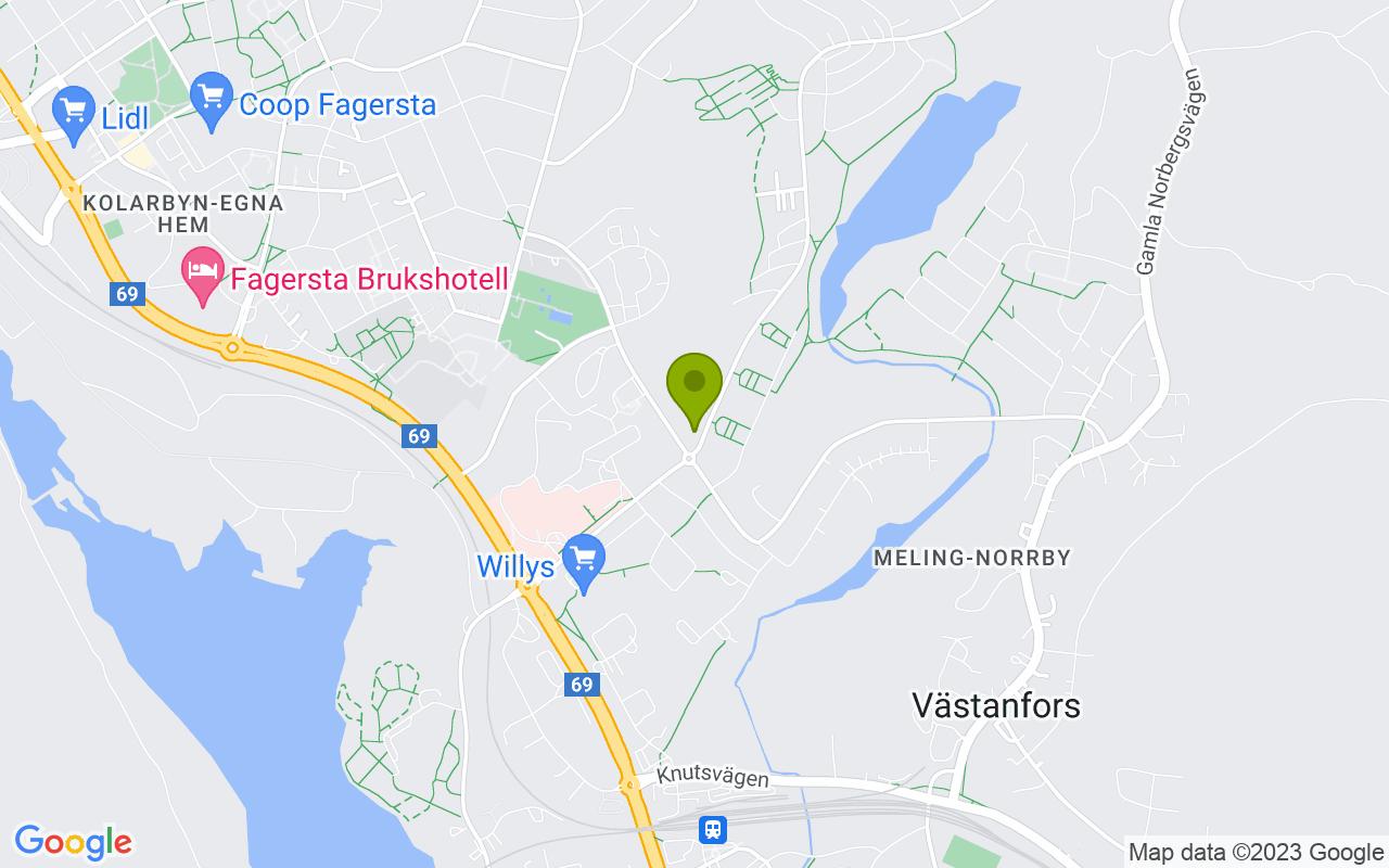 Kristiansbergsvägen 1, 737 30 Fagersta