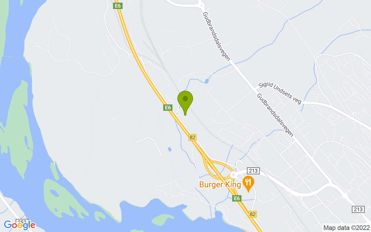 Hovemovegen 35, 2624 Lillehammer