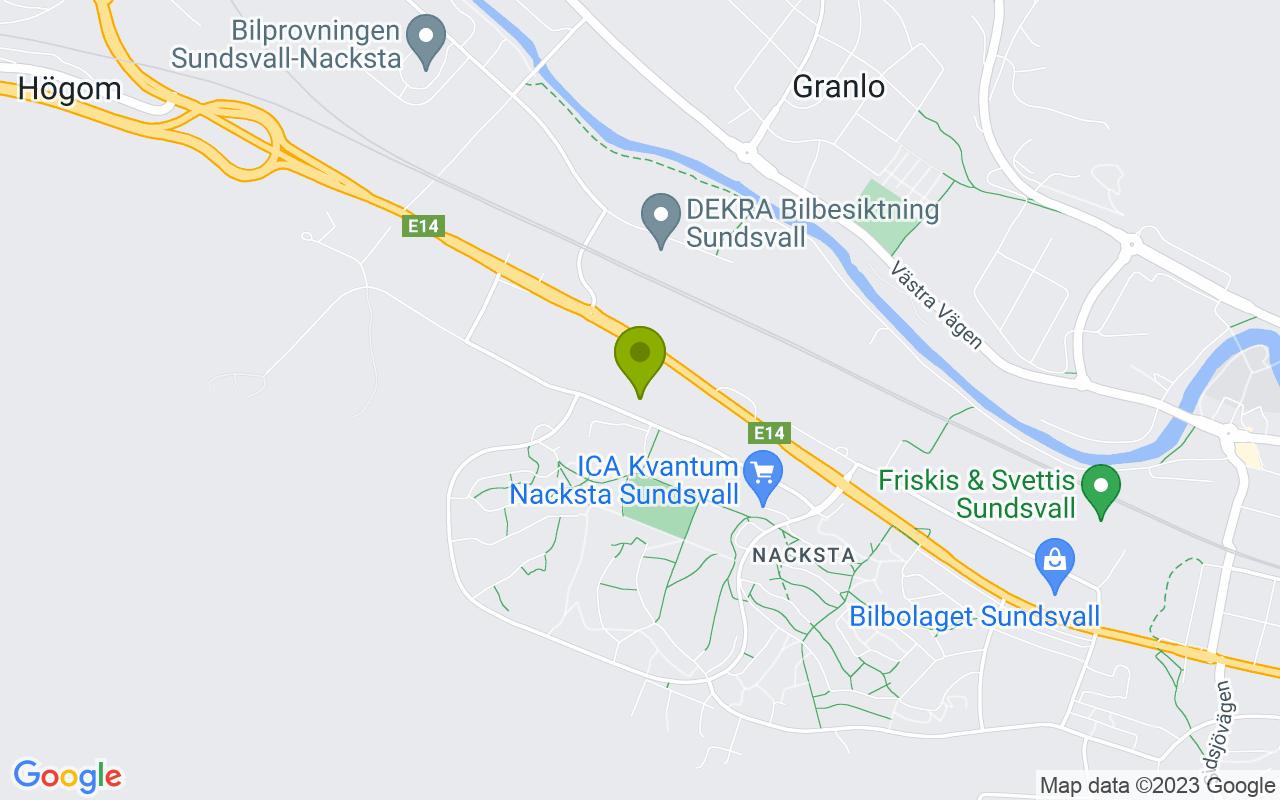 Axvägen 16, 85350 Sundsvall