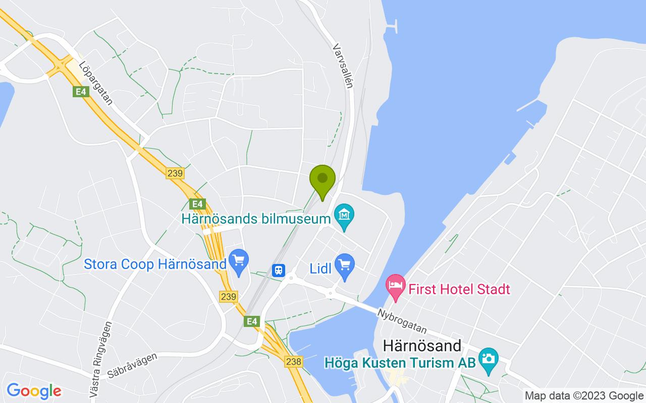 Strandgatan 10, 87145 Härnösand