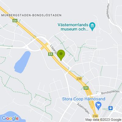 Löpargatan 1, 87151 Härnösand