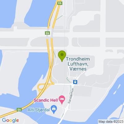 Trondheim Lufthavn, 7500 Stjørdal