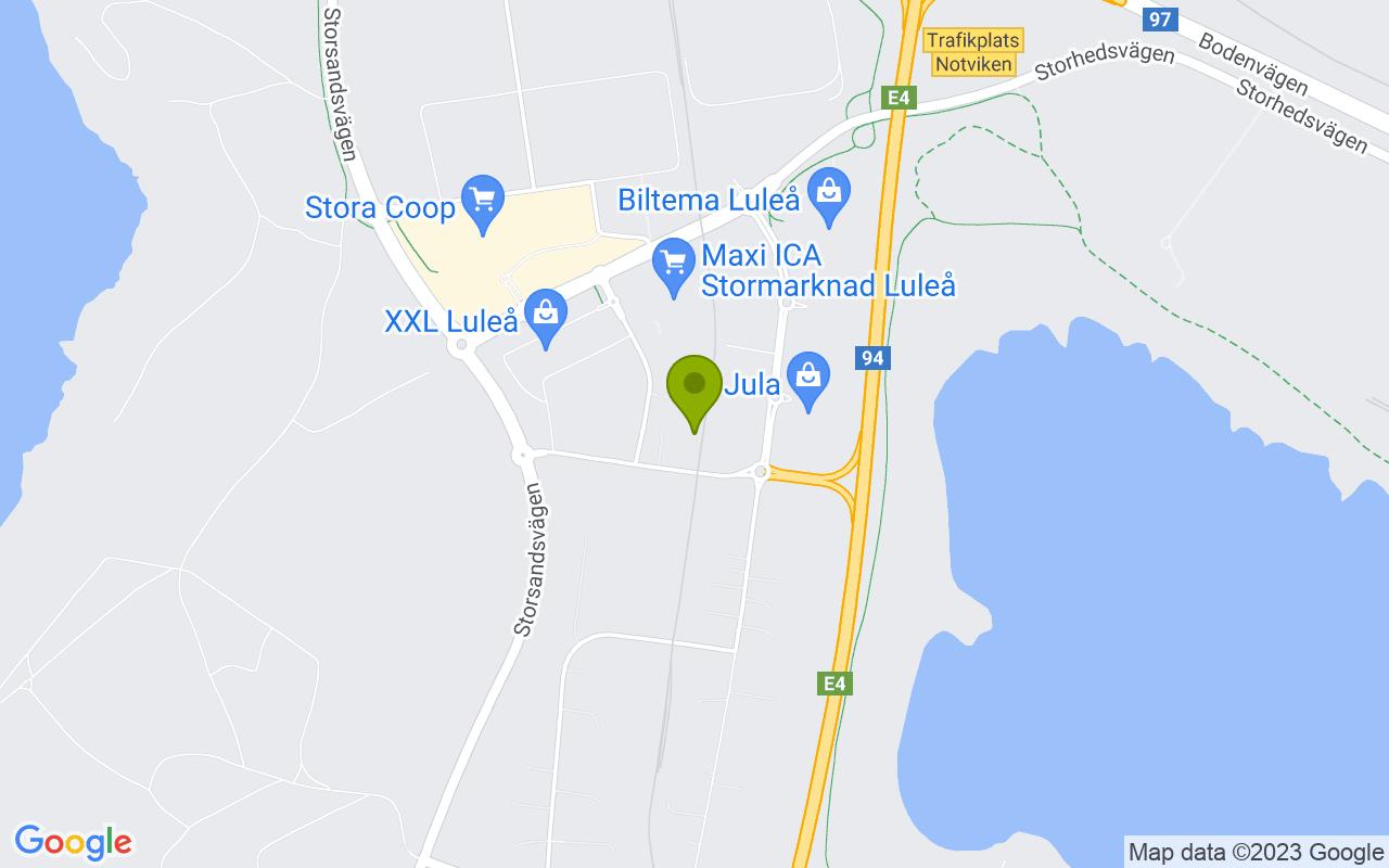 Betongvägen 16, 973 45 Luleå